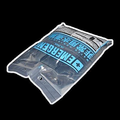 大阪府立大学産学連携開発商品【EMERGENCY WATER CONTAINER BAG 非常用水運搬袋10L】100枚