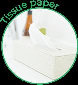 Tissue pagper