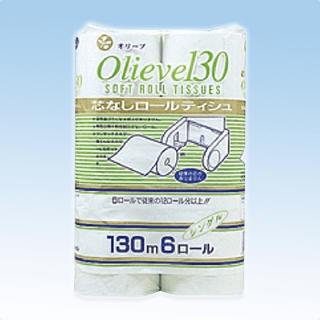 【業務用】オリーブ本舗オリジナルトイレットペーパー